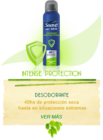 Desodorante Suave Intense Protection