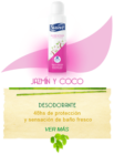 Desodorante Jazmín y Coco | Suave