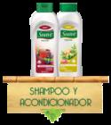 Productos capilares - Shampoo y Acondicionador Suave