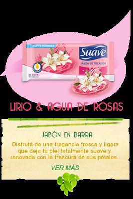 Product Lirio & Agua de Rosas