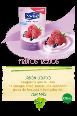 Product Frutos Rojos