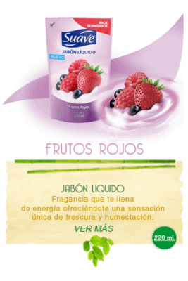 Product Frutos Rojos