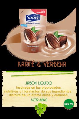 Product Karité & Verbena