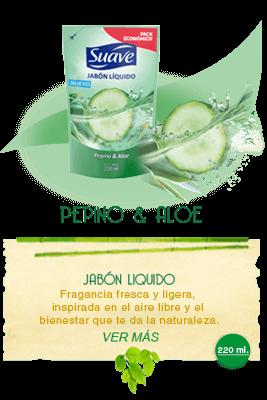 Product Pepino & Aloe