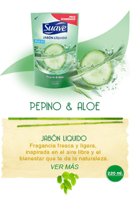 Product Pepino & Aloe