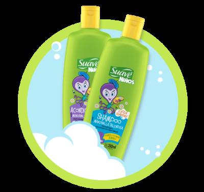 Shampoo y Acondicionador Manzanilla